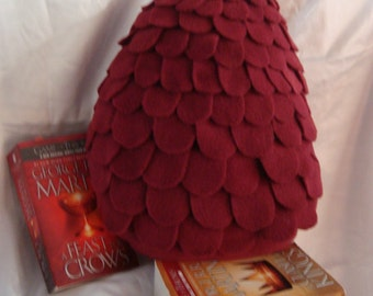 Game of Thrones Inspired Dragon Egg Pillow/Plush