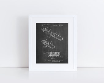 USB Flash Drive Patent Poster, Thumb Drive, Technology Art, Office Art, Electronics, Computer Geek Gifts, PP1120