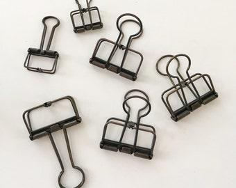 Value Pack Binder Clips / Ligne Clips
