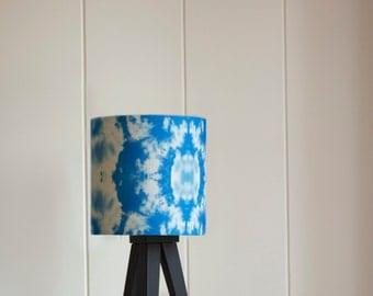 Lampshade - Cloud Rococo Happy Blue - Mini