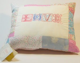 Calligraphy Love Pillow