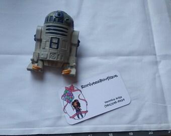 R2-D2 Hair Clip