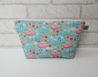Children's Wash Bag with Ballet Tutu Design