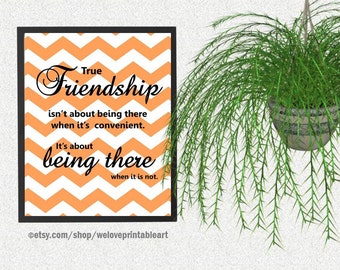 Friendship Quote, Best Gift, Best Friend Decor, Gift Ideas, Long Distance, Birthday Gift, Friend Like a Sister, True Friendship Sayings Sign