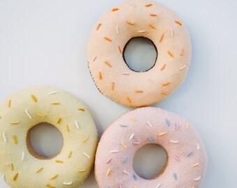 Sweet Little Felt Donuts