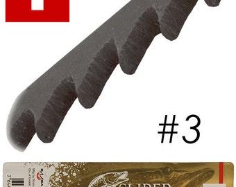 Super Pike Brand Jewelers Swiss Sawblades #3 Gross (49.551)