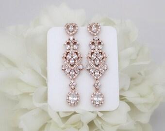 Wedding jewelry Bridesmaid jewelry Bridal by TheExquisiteBride
