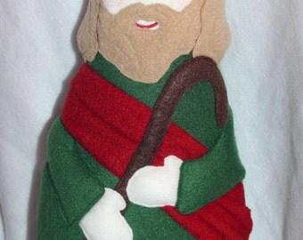 Saint Joseph Soft Saint Doll, St Joseph Foster Father of Jesus, St Joseph, Patron of Workers, Patron of Fathers, Joseph the Carpenter