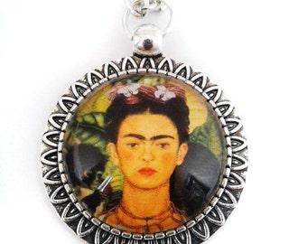 Frida Kahlo Necklace - Collar Frida Kahlo