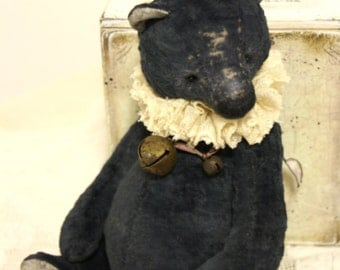 ADOPTED 26 cm Vintage animals-stuffed-bear-interior toy-personalized teddy bear