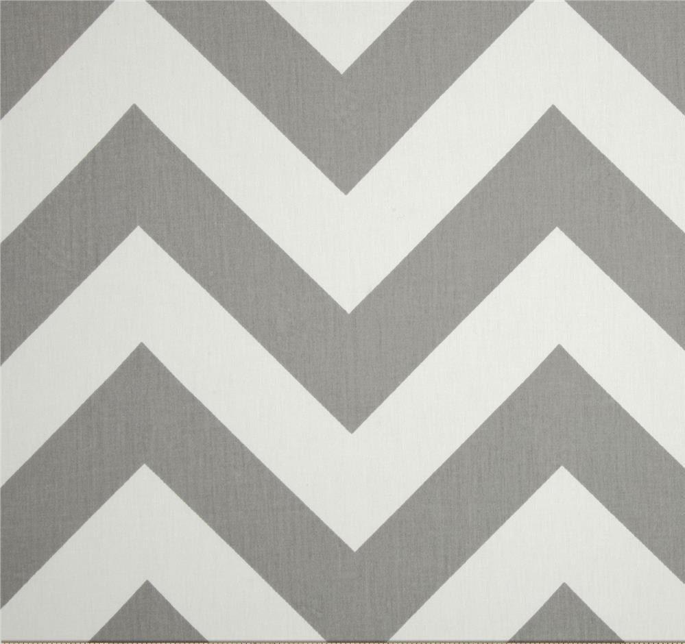 gris et blanc gros chevron zig zag zippy ray fen tre rideau. Black Bedroom Furniture Sets. Home Design Ideas