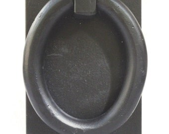 Oval Handle Gate Pull