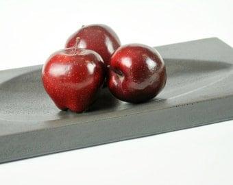 Concrete Tray / Concrete Platter / Fruit Tray