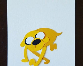 Jake The Dog of Adventure Time