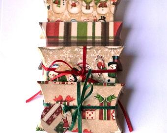 christmas gift box etsy