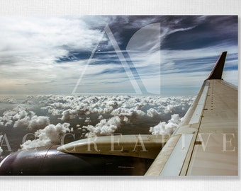 Sky Collection   Photography Print   Wall Art   Cloud Photography