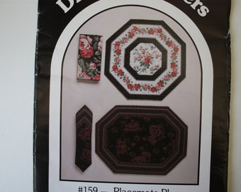 Dream Spinners Placemats Plus  #159  - Table Linen