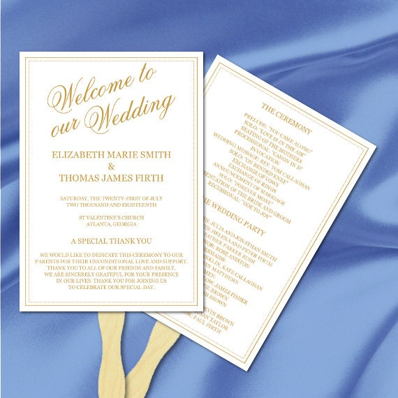 Gold Wedding Program Fan Template Modern Elegant Calligraphy. Wedding Reception Card Box. Outdoor Wedding Locations Fresno Ca. Wedding Songs Zulu. Wedding Invitations Green Uk. Wedding Supplies Kelowna. Wedding Song Suggestions 2014. Wedding Packages Bahamas. Queenstown Wedding On A Budget