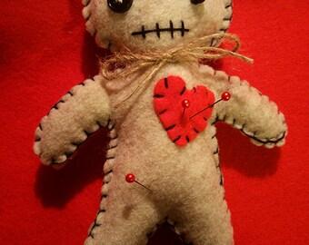 Handmade Voodoo Doll Kit
