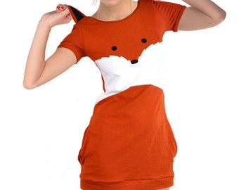 """Dress """"Fox"""" for party, anime, cosplay, sport"""