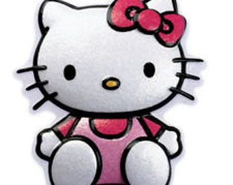 Hello Kitty Cake topper (1)
