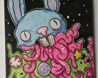 Vomit Bunny