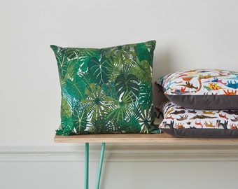 Botanical Plants Cushion