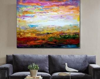 Oil Painting, Modern Art, Wall Art, Abstract Art, Canvas Painting, Large Art, Canvas Art, Large Art, Abstract Painting, Original Painting