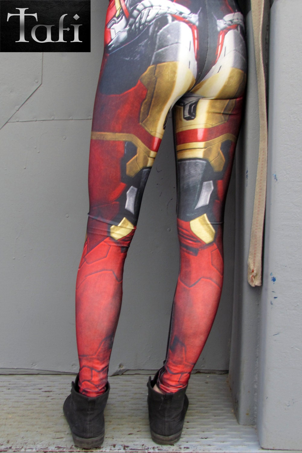 TAFI Iron Man Armor Leggings - Avengers Infinity War ...