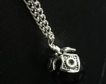 Black Materia Necklace
