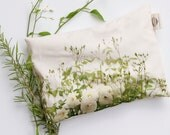 Heat Pad Efflorescence 2383 / SS2016 Collection, Relaxation Pillow, Microwavable Heat Pack