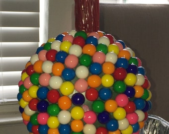 Gumball Candy Topiary