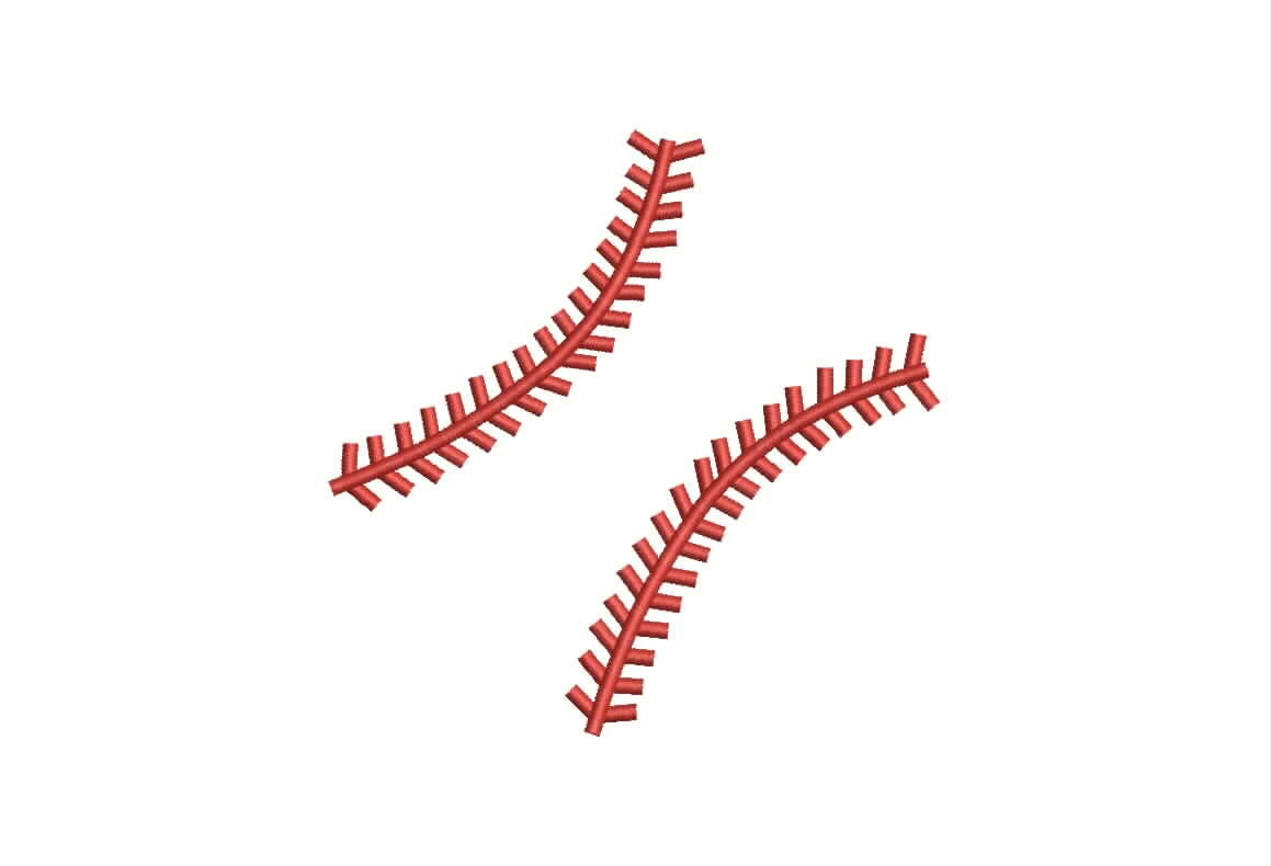 baseball line machine