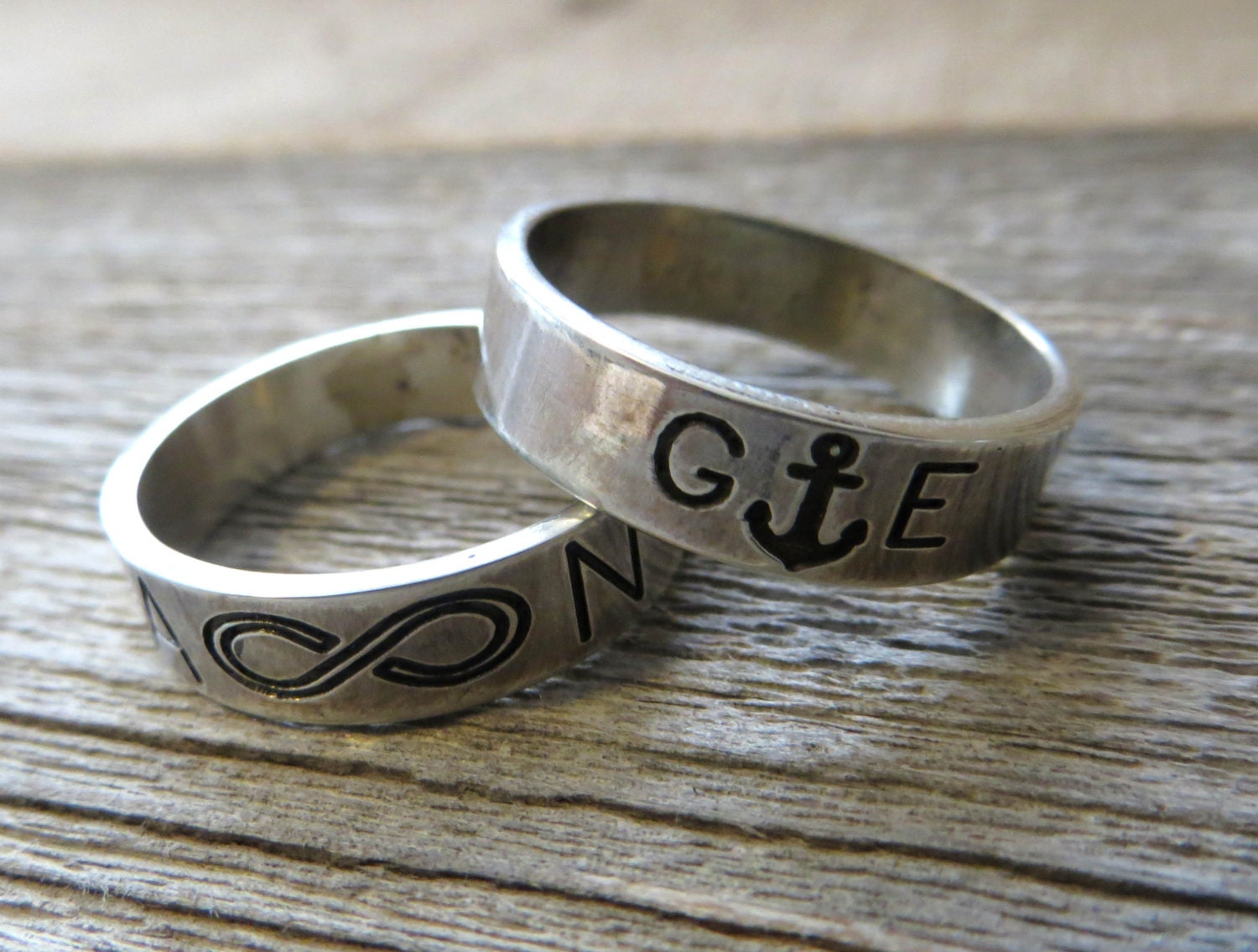 s ring s personalized ring engraved