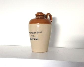 Wee little stoneware jug