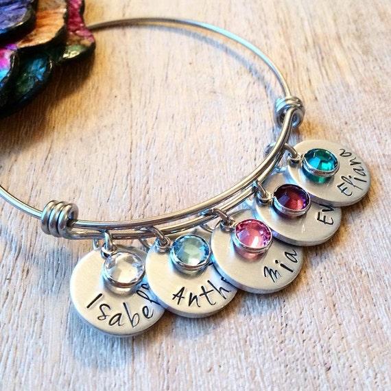 jewelry charm bracelet name bracelet sted