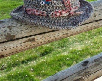 Newborn fisherman outfit baby fisherman hat crochet bucket for Baby fishing outfit