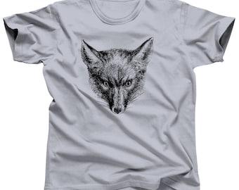 Fox Shirt - Fox Birthday - Fox Gift - Fox Hunting - Fox Outfit - Fox Tshirt - Fox T Shirt - Fox Clothes - Fox Top Women - Fox Tee Women