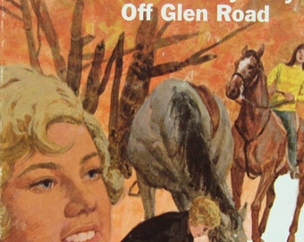 Trixie Belden and the Mystery Off Glen Road - Youth Reading Book Series - Book 5