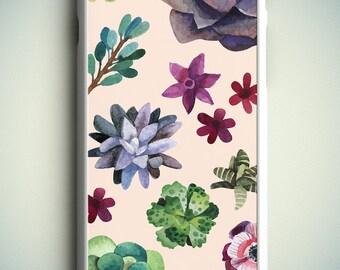 Cactus iPhone 6 Case, Succulent iPhone 6S Case, Cacti Phone Case, iPhone 5C Case, iPhone 5 Case, Succulent iPhone 5C Case, Cacti iPhone Case