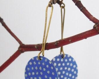 earrings japanese paper