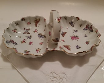 Imperial Italian by Antonio - 2 Compartment Serving Dish - Great Condition!