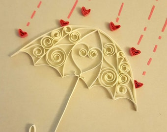 Quilled Cards and Accents