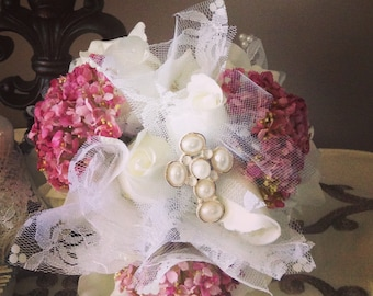 Communion, Flowergirl or Toss Bouquet