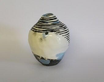 Hand Made coil pot