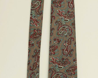 Designer Tie Classic Vintage  / Made in USA