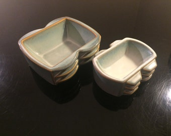 FREE SHIPPING Søholm Set of 2 ceramic Bowl Einar Johansen Design