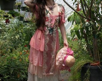 Rothchilds Slipper Dress New Boudoir Queen