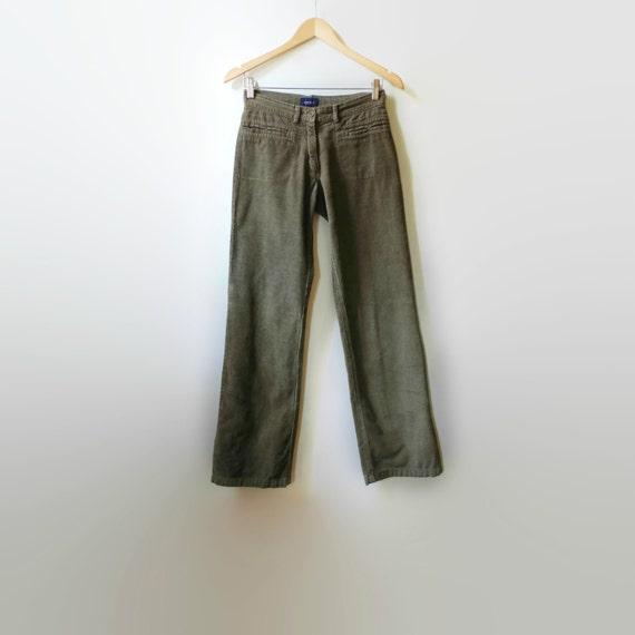 Elegant Free People Womens Skinny Corduroy Leggings Pants TAN 29 NEW  EBay