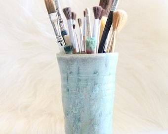 Artist's Pottery Vase